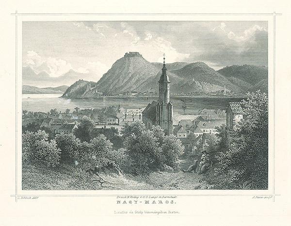 Ludwig Rohbock, A. Fesca – Nagy-Maros