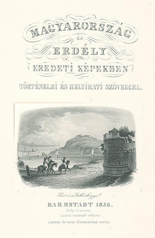 Georg Michael Kurz, Ludwig Rohbock - Titulný list