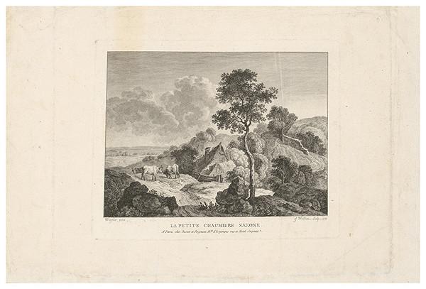 Jean Mathieu, Johann Georg Wagner – Malá saská chalupa