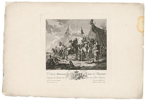 G. Texier, Philips Wouwerman – Markytánky