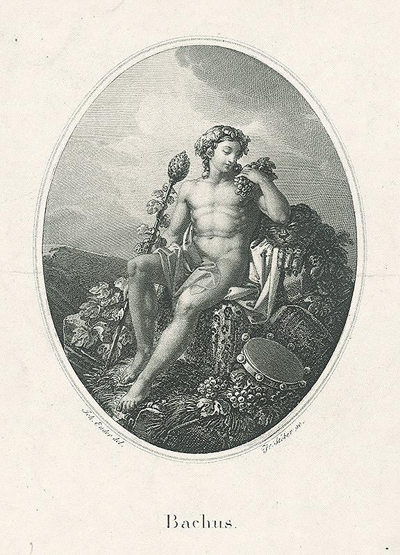 Franz Stöber, Johann Nepomuk Ender – Bakchus