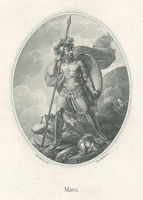 Franz Stöber, Johann Nepomuk Ender – Mars