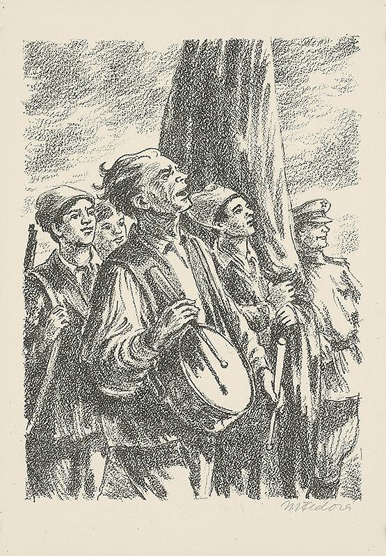 Jozef Fedora - Výzva do Povstania