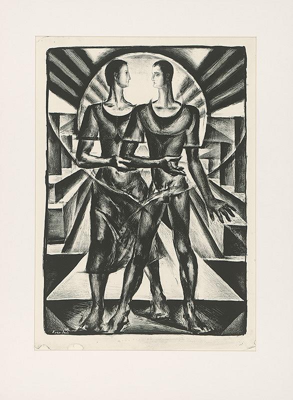 Eugen Krón – Muž a žena