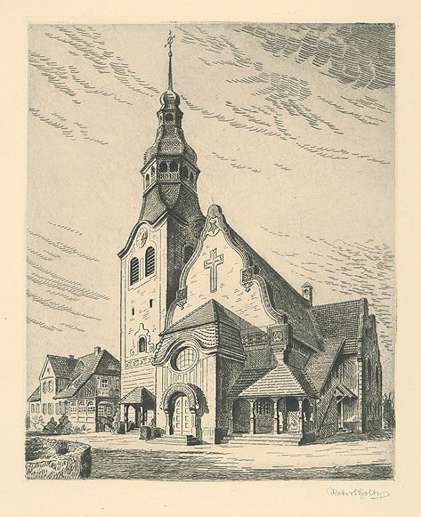 Robert Holtz Goltz – Kostol