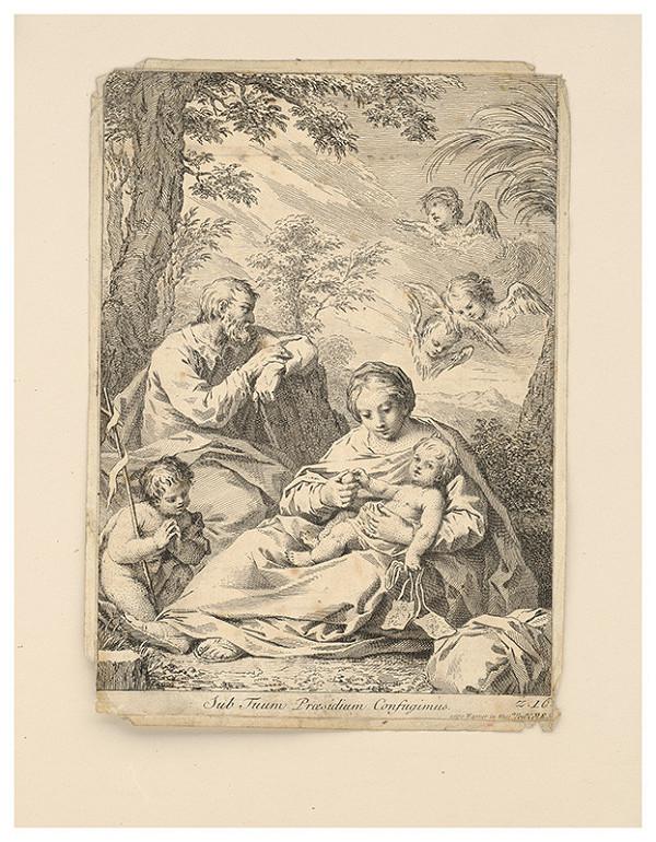 Joseph Wagner – Svätá rodina