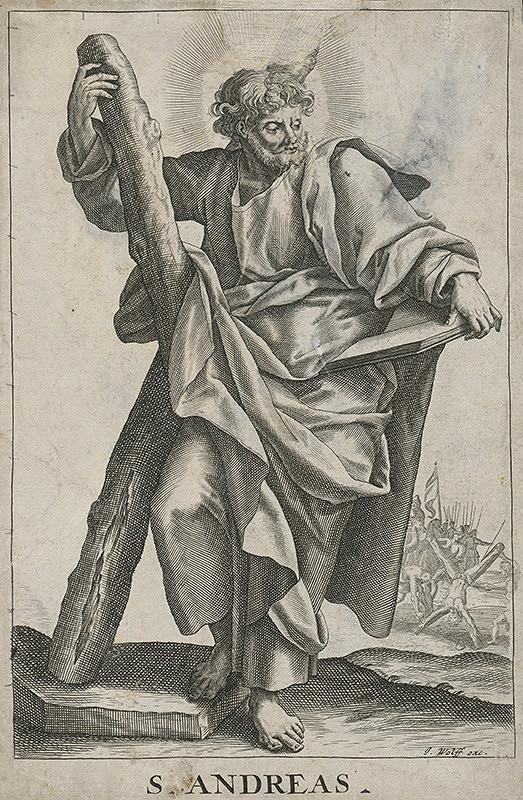 Jeremias Wolff – Svätý Andrej