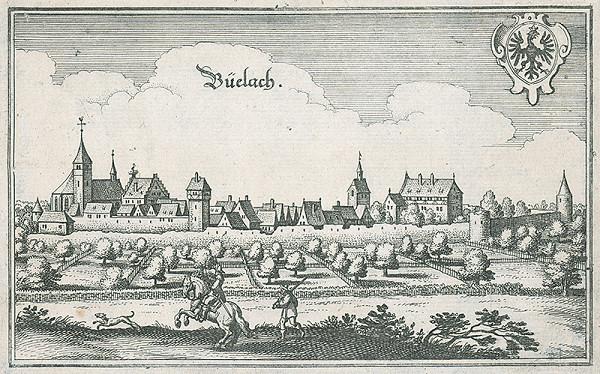 Stredoeurópsky grafik zo 17. storočia - Buelach