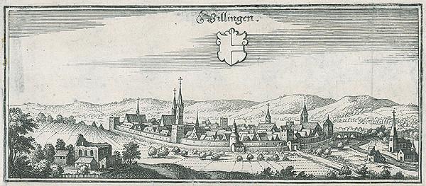 Stredoeurópsky grafik zo 17. storočia - Billingen