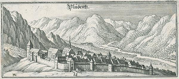 Stredoeurópsky grafik zo 17. storočia - Blüdentz