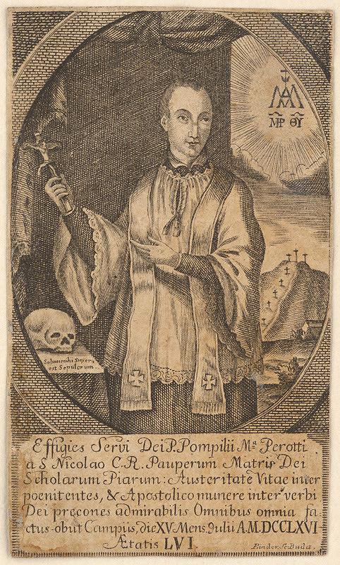 János Fülöp Binder – Svätý Mikuláš