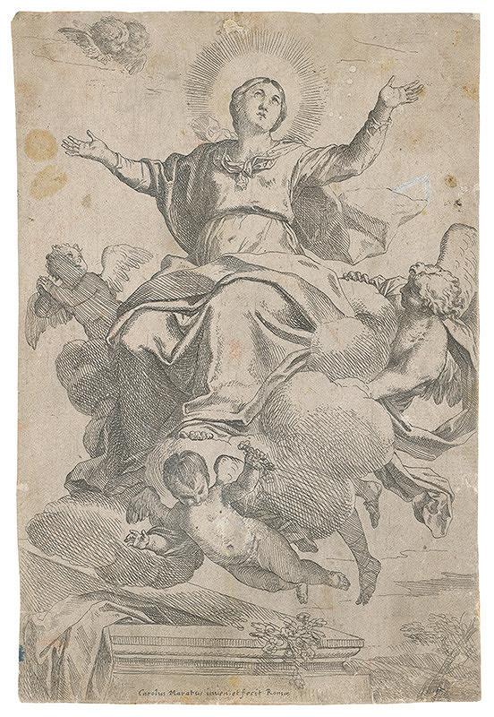 Carolus Maratus - Immaculata