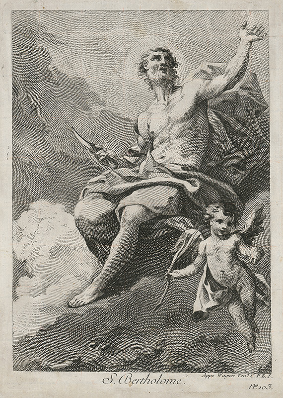 Joseph Wagner – Svätý Bartolomej
