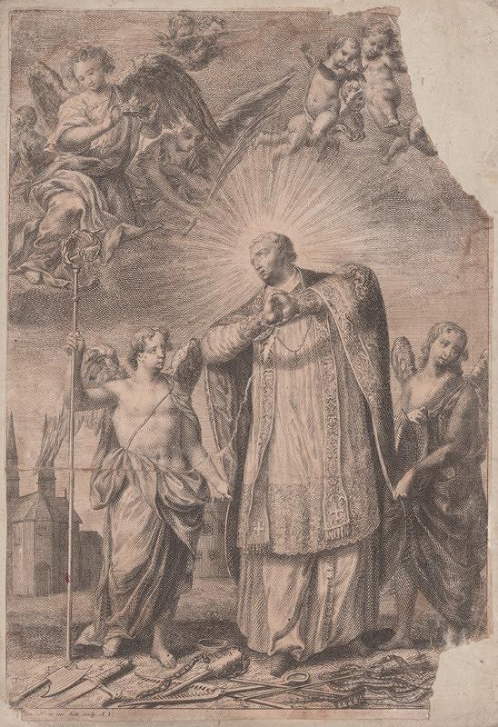 Johann Jacob Hertz – Svätý František