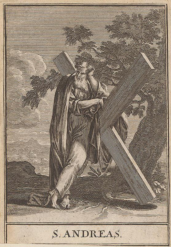 Christoph Weigel st. – Sv.Andrej