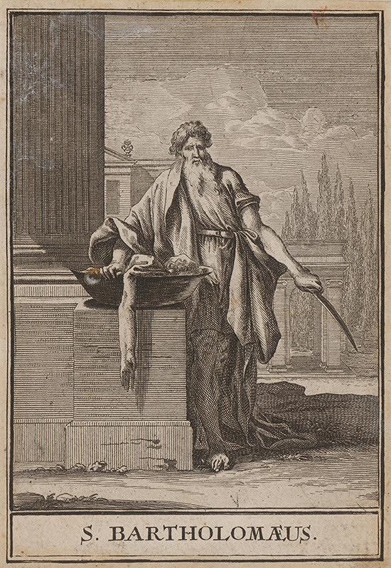Christoph Weigel st. – Sv.Bartolomej