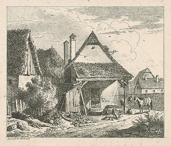 Johann Josef Schindler – Kováreň