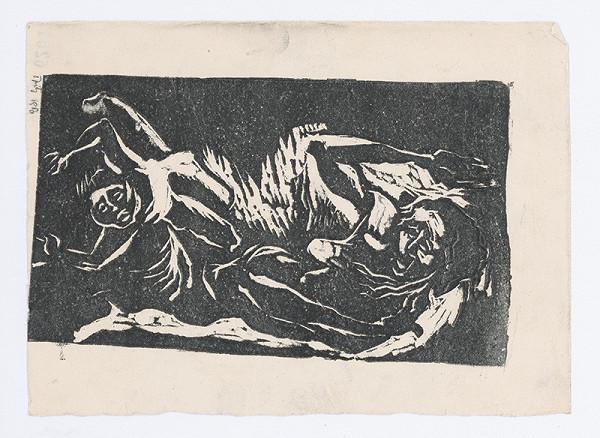Ernest Špitz - Vraždenie