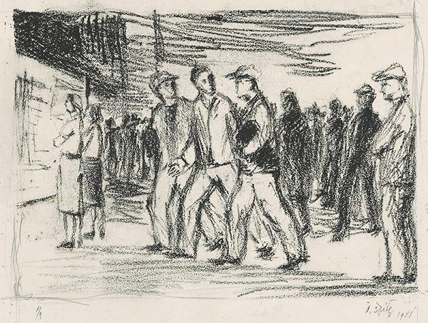 Ernest Špitz – Do práce