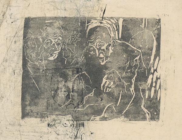 Ernest Špitz - Dvaja starci