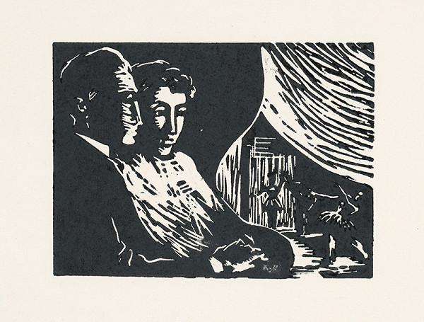 Ernest Špitz – V divadelnej lóži