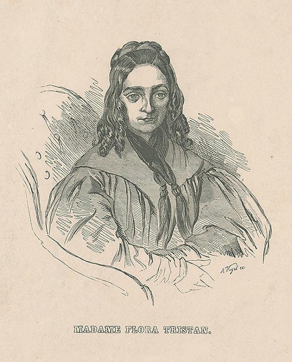 Albert Vogel – Madame Flora Tristan