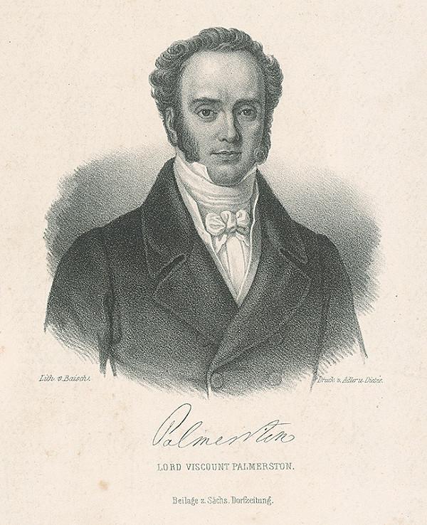 Otto Baisch – Lord Viscount Palmerston