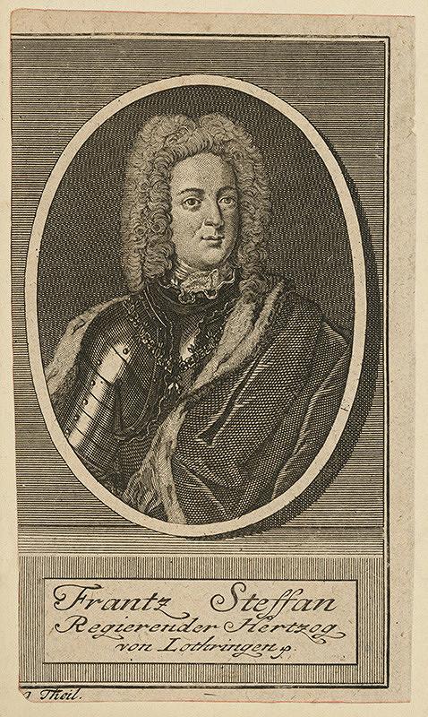 Gottfried Johann Benedict Theil – Franz Štefan