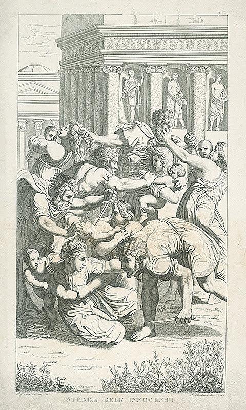 Pietro Marchetti, Raffael – Vraždenie neviniatok