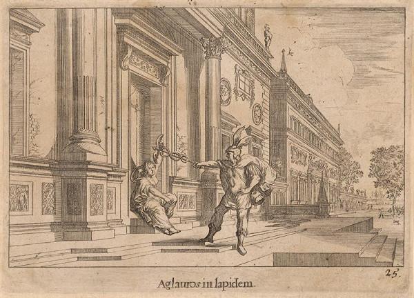 Západoeurópsky autor z 18. storočia – Aglauros