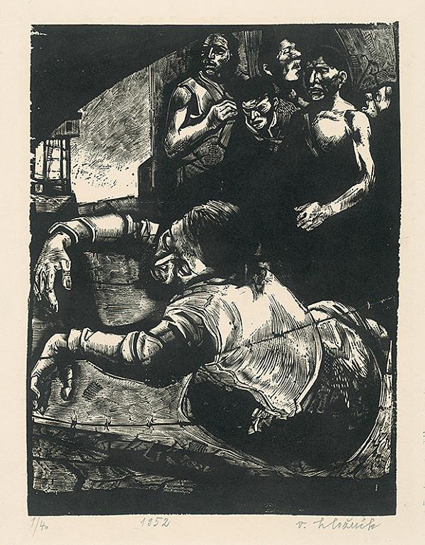 Vincent Hložník - Objatie