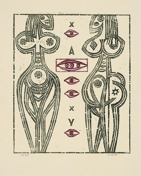 Fero Kráľ – Všade len oči