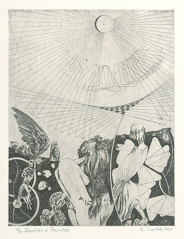 Emil Sedlák – Déméter a Persefona