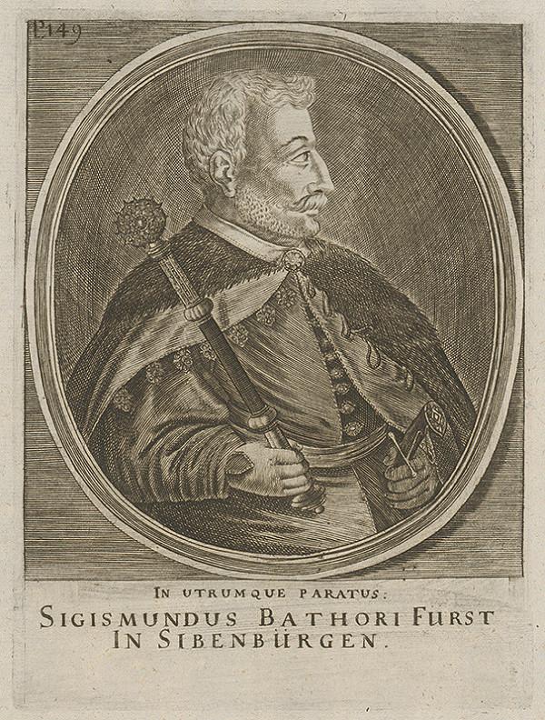 Lucas Schnitzer, Paul Fürst - Portrét