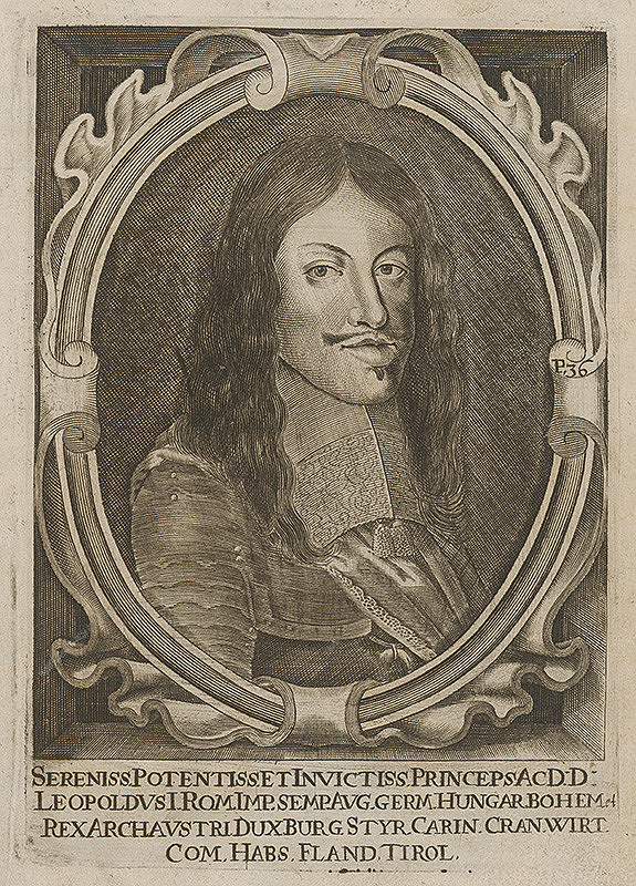 Lucas Schnitzer, Paul Fürst – Portrét