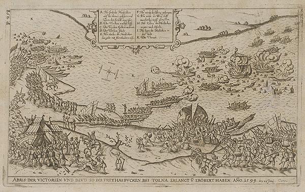 Paul Fürst, Lucas Schnitzer – Víťazstvo pri Tolne roku 1599