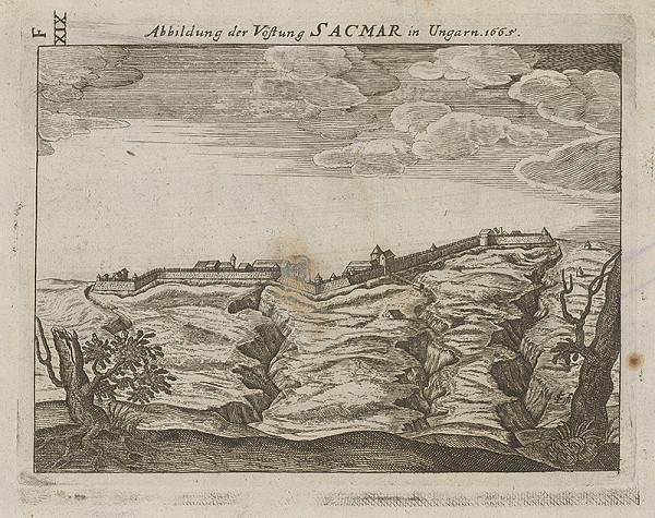 Paul Fürst, Lucas Schnitzer – Pevnosť Szatmár roku 1665