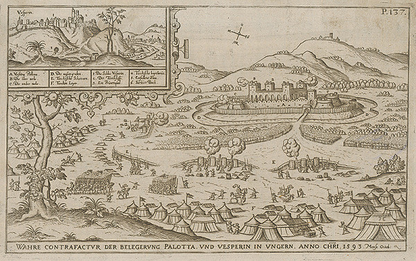 Paul Fürst, Lucas Schnitzer – Mestá Palotta a Veszprém v Uhorsku