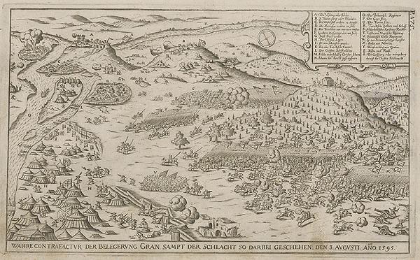 Paul Fürst, Lucas Schnitzer – Obliehanie Gran.Jampt. roku 1595