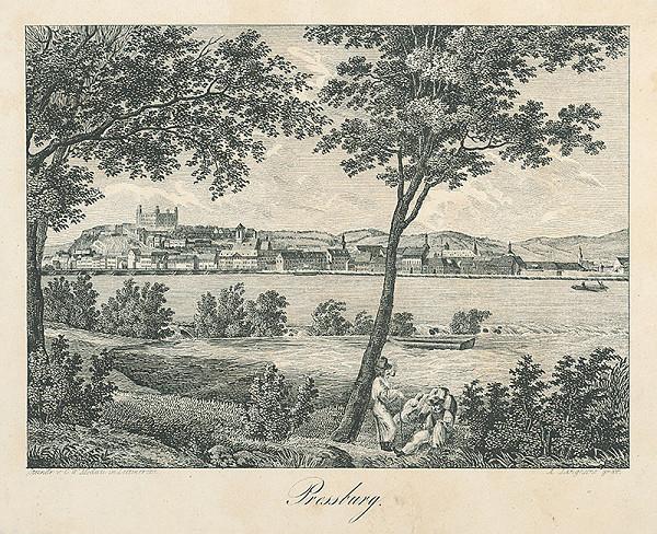 A. Langhans – Pressburg