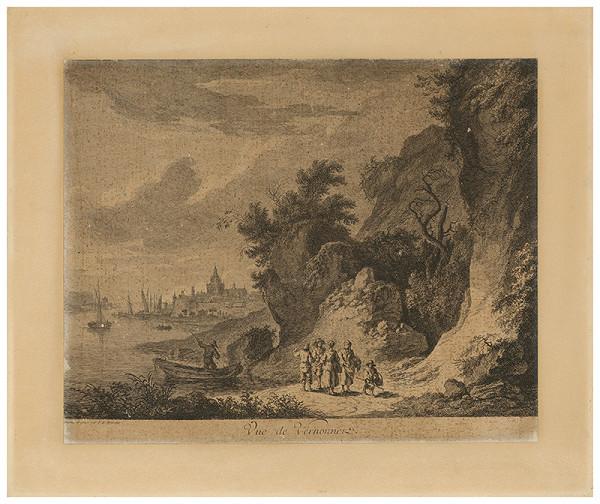 Franz Edmund Weirotter – Pohľad na Vernoner