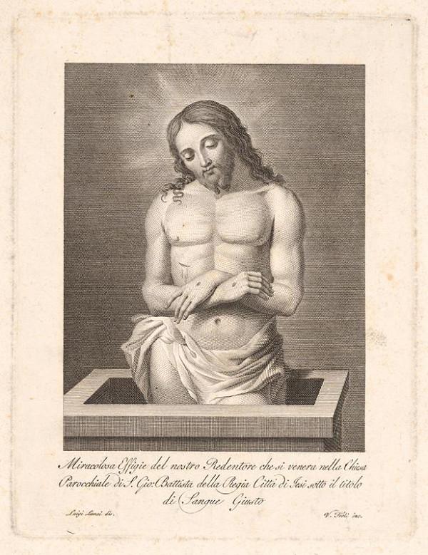 Vincenzo Feoli, Luigi Lanci – Kristus trpiaci