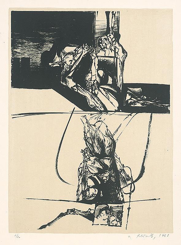 Vincent Hložník - 3 - List z nepomenovaného cyklu