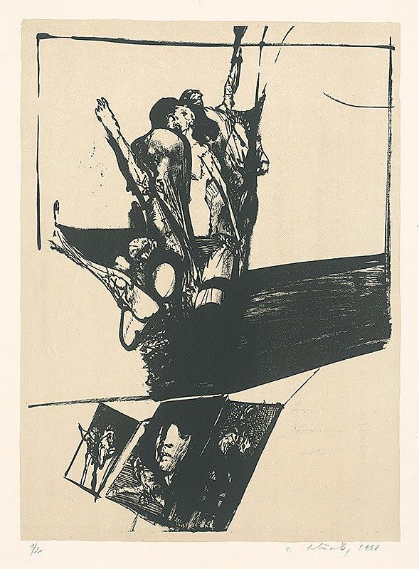 Vincent Hložník - 4 - List z nepomenovaného cyklu
