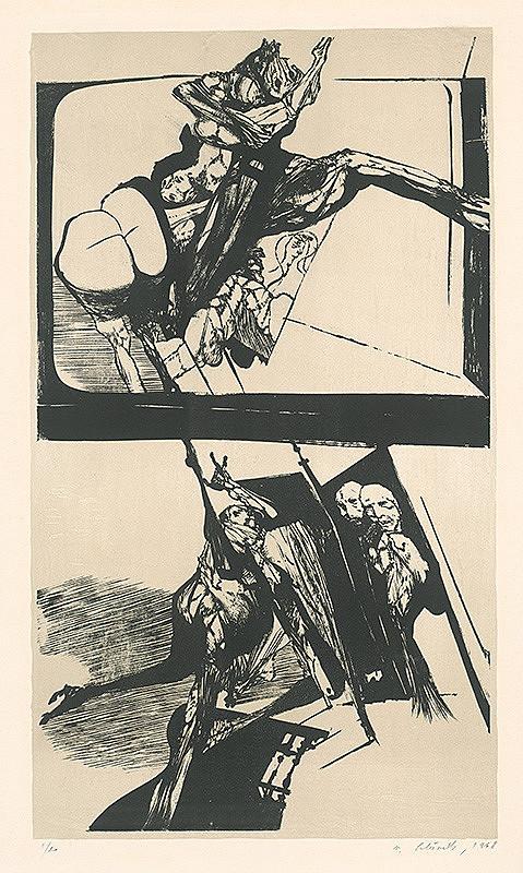 Vincent Hložník - 11 - List z nepomenovaného cyklu