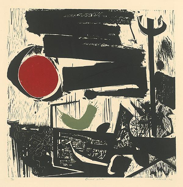 Vincent Hložník - Červené slnko