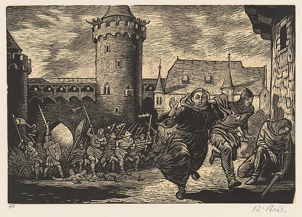 Karel Štěch - Dobytí Sezimova Ústí