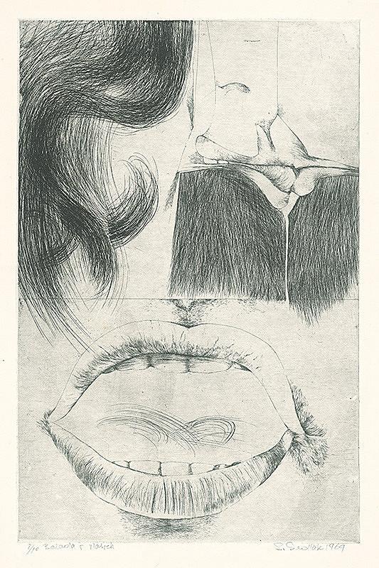 Emil Sedlák – Balada o vlasoch