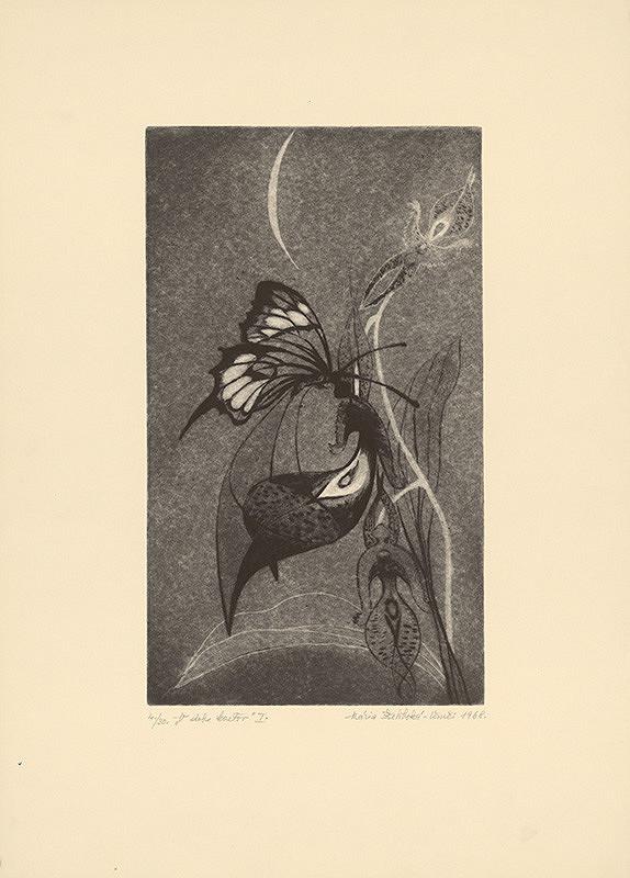 Mária Želibská – V dobe kvetov I.