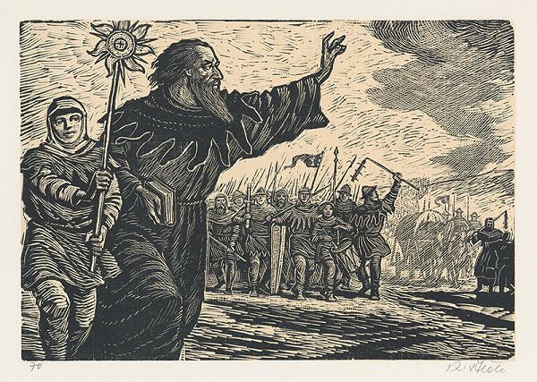 Karel Štěch – Husitský kněz